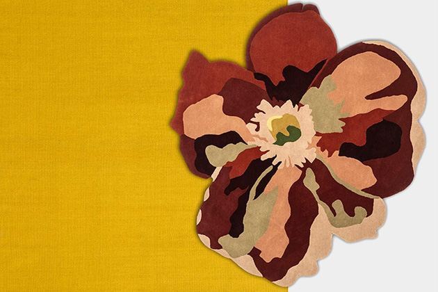 Série Bloom (Nani Marquina) je výsledkem zkoumání paralely mezi životem asmrtí.