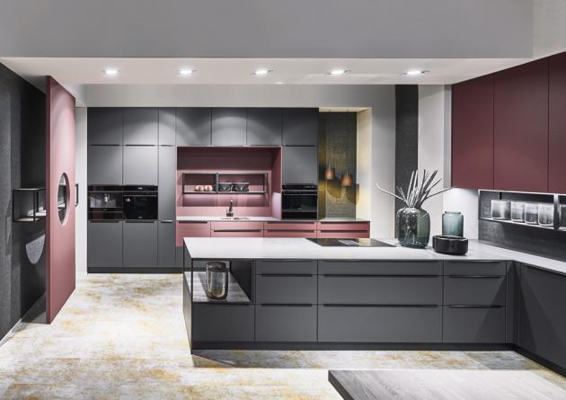 Úložné prostory v kuchyni (Siko), plánovaná kuchyně na míru, cena na dotaz, WWW.SIKO.CZ