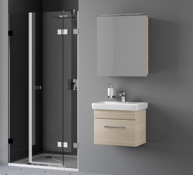 Světlá barva koupelnu rozsvítí, tmavá zútulní