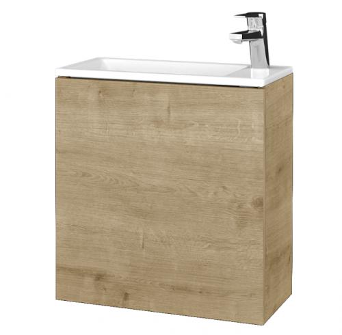 Řada Variante nabízí i skříňku s umývátkem Zoom hlubokou dokonce pouhých 25 cm