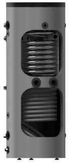 Akumulační nádrž – zásobník topné vody – NADO 300 v6 (DZD)