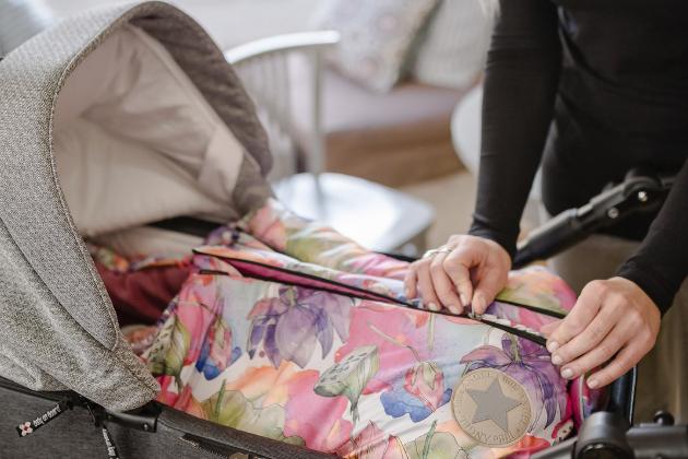 Nová kolekce fusaků Little Angel upoutá pestrým designem