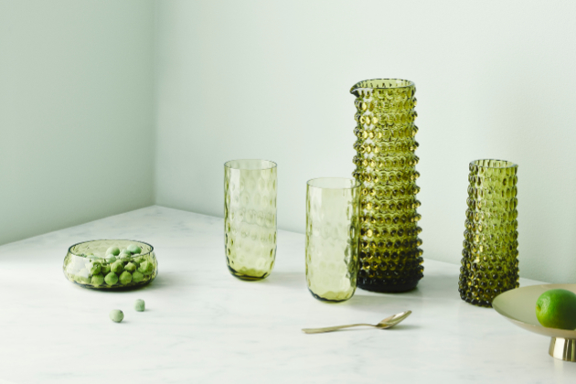 Kolekci Danish Summer doplnila olivově zelená barva