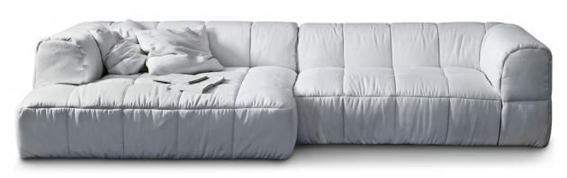 Pohovka Strips (Arflex), design Cini Boeri, podnoží z chromované oceli, polstrování z polyuretanu, cena na dotaz, WWW.STOCKIST.CZ