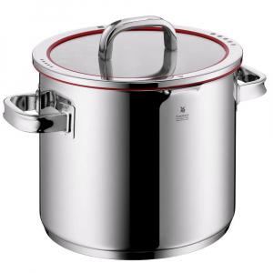 Hrnec vysoký Function 4 (WMF), O 20 cm, na polévky, guláše, špagety i knedlíky, cena 4 449 Kč, WWW.WMF.CZ