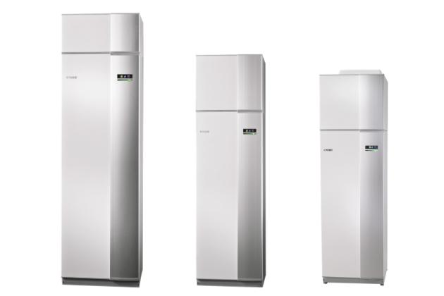 Ventilační tepelná čerpadla F370, F750 a F730 (NIBE)