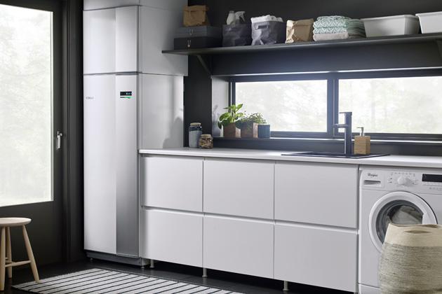 Díky ventilačnímu tepelnému čerpadlu výrazně snížíte náklady na vytápění, a navíc budete dýchat čerstvý vzduch.