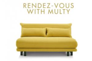 Ligne Roset: Speciální nabídka na pohovku Multy
