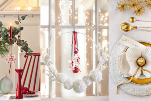 Krása Vánoc s pralinkami Ferrero
