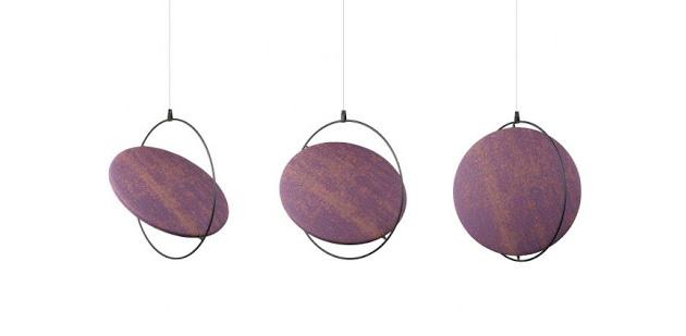 Lunar (Drisag), inspirován měsícem, točí se kolem své osy přímo nad našimi hlavami...