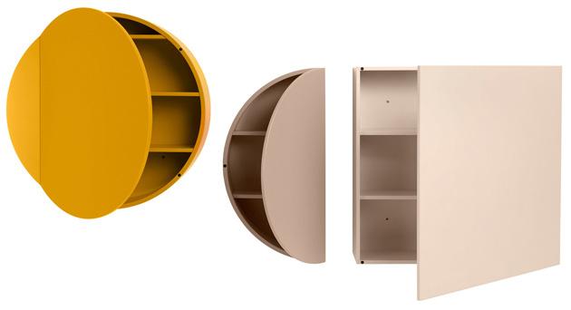 Simetria je dostupná vmnoha barevných provedeních smatnou úpravou avypadá skvěle jako solitér isoučást sestavy.