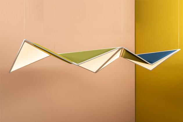 Modulární Flexia (Artemide) kombinuje jedinečné technologické know-how proslulého italského výrobce sholistickým přístupem designéra Maria Cucinelly.