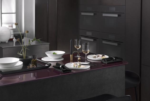Jídelní sada La Boule (Villeroy Boch), design Helen von Boch, porcelán, vice barev, cena 5 890 Kč, WWW.POTTENPANNEN.CZ