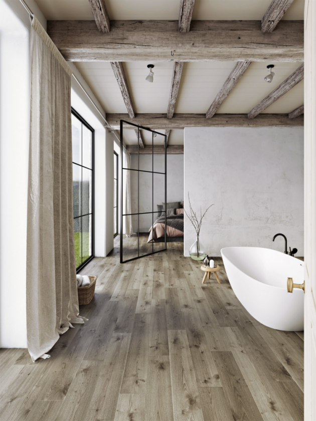 Voděodolná podlaha Traditions (Balterio), 16 dekorů, technologie HydroShield, záruka na voděodolnost 10 let, cena 741 Kč/m2, WWW.FLOORFOREVER.CZ
