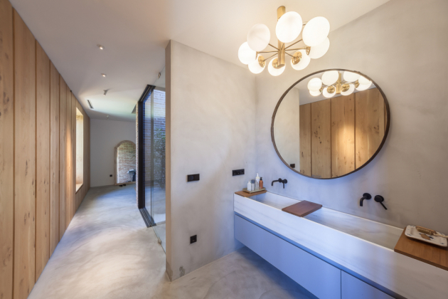 Estudio Bespoke je nezávislé architektonické studio, které vytváří osobité prostory.