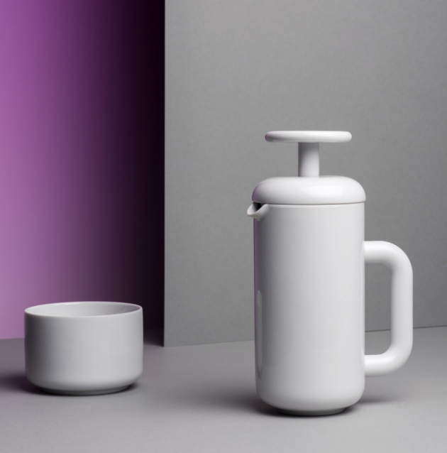 Z kolekce porcelánu Solo