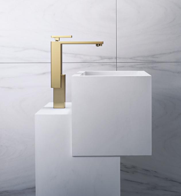 U Hansgrohe najdete prémiové výrobky pro koupelny i kuchyně v moderním designu