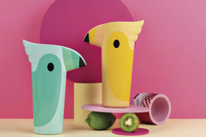 Džbán Polly (Ototo Design), bambusové vlákno a melamin, cena 26 $, WWW.OTOTODESIGN.COM