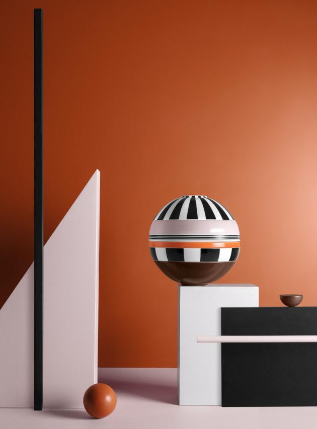 Stohovatelná sada nádobí pro dva La Boule (Villeroy Boch), prémiový porcelán, vhodná do myčky
