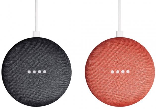 Hlasový asistent Apple HomePod Mini (Apple) pro Apple HomeKit, podpora iOS, pásma wi-fi2,4 GHz, slouží k ovládání chytré domácnosti a přehrávání hudby, podpora Apple Music, cena zatím nebyla stanovena, WWW.APPLE.CZ