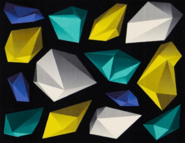 Kolekci Digipop tvoří vzory vytištěné ve vysokém rozlišení na vlněných kobercích. Ty přestavují umělecká díla určená pro rezidenční a komerční projekty, pro které je W Studio tak známé.