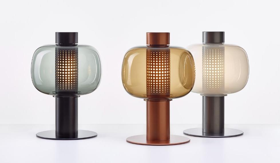 Brokis / kolekce svítidel Bonbori (Fumie Shibata)