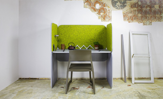 LLEV / kolekce nábytku Sileencio