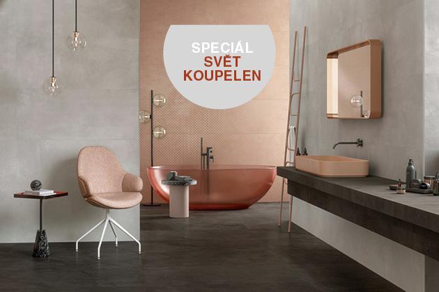 Líbí se vám vany, které jsou dominantním prvkem koupelny? Pokud navíc disponujete dostatkem prostoru, máte vyhráno