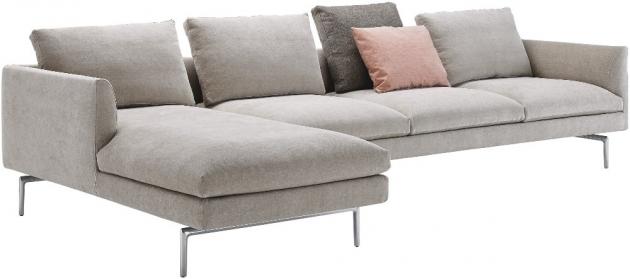 Jedná se o elegantní návrhDamiana Williamsona, který se drží moderních trendů a zároveň je pohovka maximálně pohodlná.