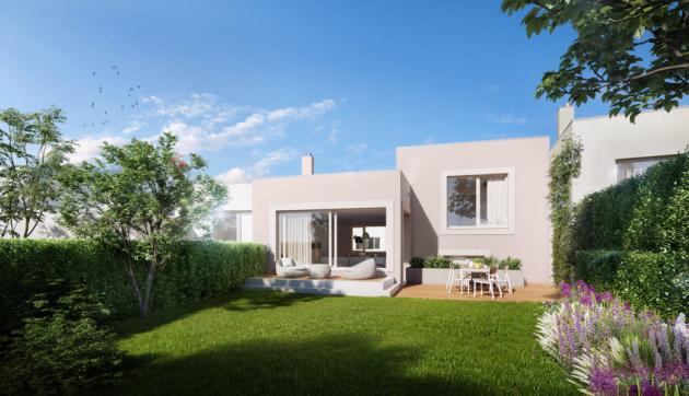 Na začátku letošního roku rozšířil developer KKCG Real Estate Group prodejní nabídku o prémiové řadové rodinné domy, jež jsou ideální volbou pro rodiny, které preferují zeleň, klid, přívětivou a bezpečnou komunitní atmosféru, a zároveň historický střed Prahy na dosah.