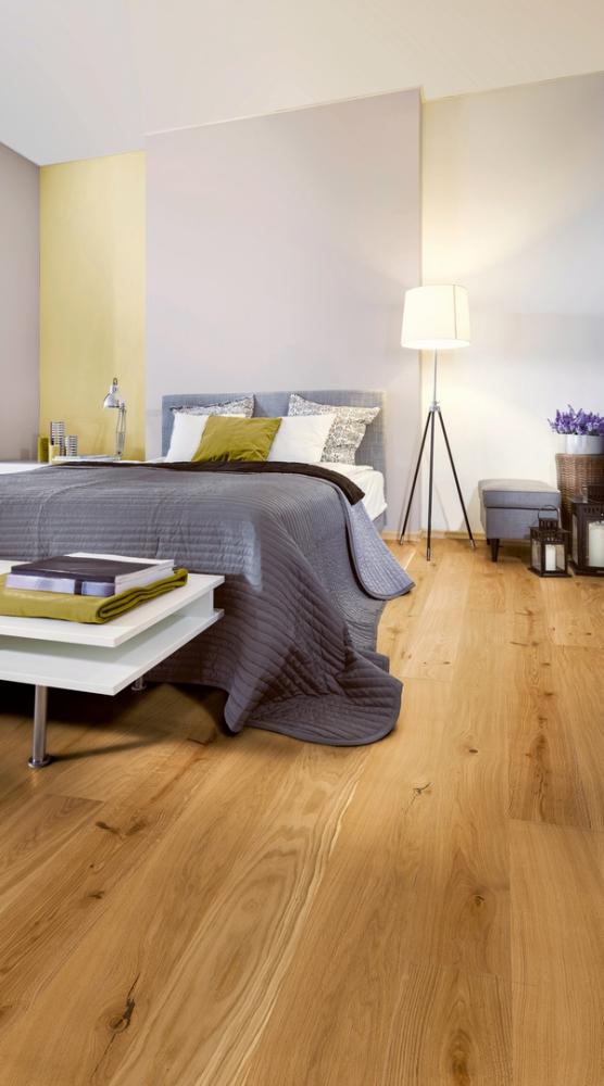 Styl Pure Spice: Dřevěná podlaha Skandor 12.0 ocean oak