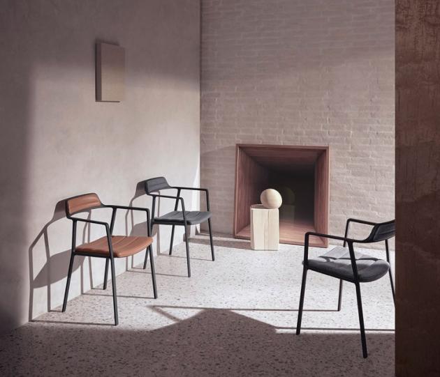 Barvy Orientu podle designérů ze studia Bahraini - Danish