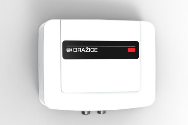 Elektrický průtokový ohřívač vody PTO s odolnými topnými tělesy o výkonu 3,5, 5, 6,5 a 8 lze velmi snadno instalovat nad nebo pod dřez či umyvadlo, protože jej chrání vysoké elektrické krytí IP25 a výborně tak odolává vlhkosti.