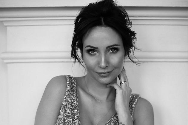 Herečka Veronika Arichteva