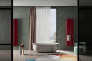 New perspectives (Tubes) je kolekce zahrnující ikonické radiátory, které oslovené interiérové studio Milo uchopilo zcela novým způsobem.
