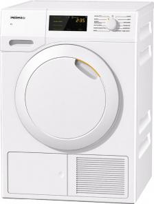 Sušička TCB150WP (Miele), A++, kapacita 7 kg, úsporná technologie EcoDry, systém PerfectDry zajistí přesně sušení konkrétní textilie, cena 22 999 Kč, WWW.MIELE.CZ