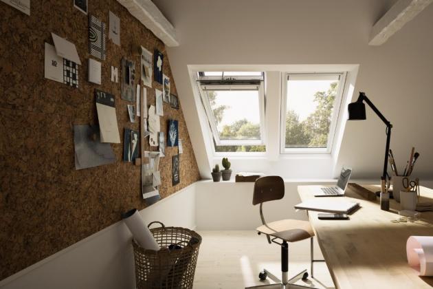 Vylepšit si podmínky pro aktuální práci zdomova a do budoucna i celkový komfort bydlení lze různě.
