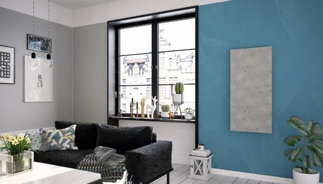 Elektrický sálavý panel Ecosun CR (Fenix), slinutá keramika, čtyři různé rozměry a barvy, tloušťka 6 mm, cena od 4 820 Kč, WWW.FENIXGROUP.CZ