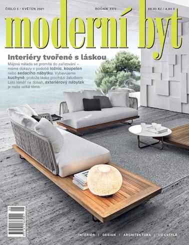 Celý článek naleznete v tištěné verzi časopisu Moderní byt