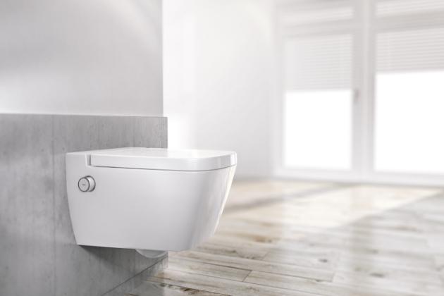 Toaleta je vhodná pro děti i dospělé, muže i ženy, a to díky svému intuitivnímu a jednoduchému ovládání