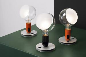 Achille Castiglioni: ikonická stolní lampa Lampadina