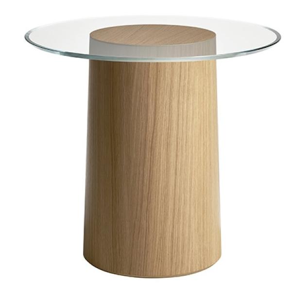 Název odkládacího stolku Stub (Fritz Hansen) v dánštině označuje pařez.