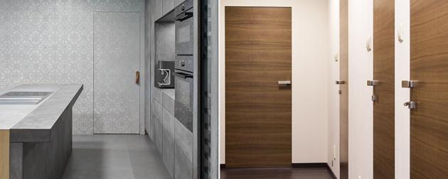 Volba povrchu dveří je plně vrukou zákazníka, naším úkolem je vyrobit perfektní produkt, jehož technickou kvalitu a spolehlivost oceníte nejen při instalaci, ale i vnásledujících letech. Vzýváme minimalismus a design, ale nikdy neustupujeme od nároků na prémiovou kvalitu a řemeslo, říká David Velímský zDorsisu.