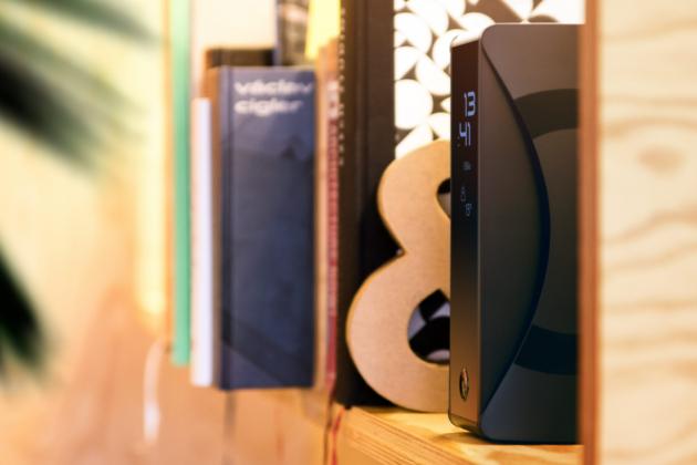 O2 Smart Box, revoluční modem a centrum chytré domácnosti, design Zoltán Matuška