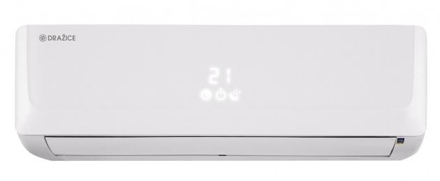 Moderní invertorová technologie plynule přizpůsobuje výkon požadované teplotě. Provoz se vyznačuje vynikající energetickou účinností chlazení A++ a topení A+. Vnitřní jednotka umožňuje dokonalé řízení proudu vzduchu nastavením vertikálních i horizontálních žaluzií a nastavením automatické nebo manuální rychlosti ventilátoru. Intuitivní ovladač s prosvíceným displejem nabízí několik komfortních režimů a řadu chytrých funkcí včetně časovače. Díky vestavnému snímači teploty může převzít funkci pokojového termostatu