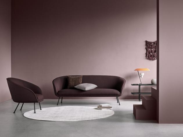Trojmístná pohovka Cornet (Wendelbo), design Boris Berlin, 78 × 205 × 80 cm, cena na dotaz, WWW.STOCKIST.CZ