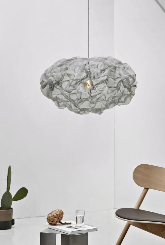 Heat (Northern), design Johanna Forsberg, nerezová ocel, O 55 a 80 cm, cena od 14 552 Kč, WWW.DESIGNVILLE.CZ