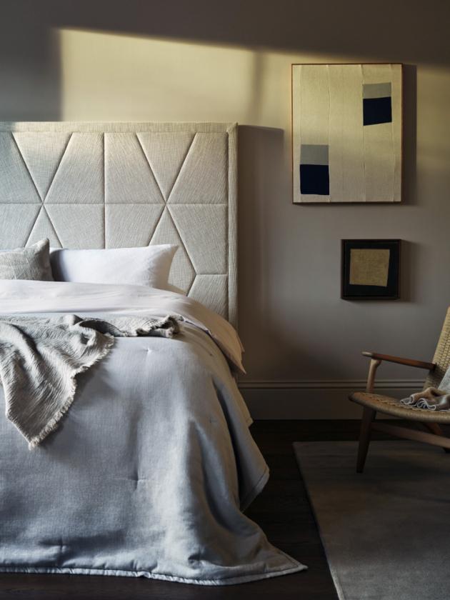 Kontinentální postele Tiara (Vispring) s dělenou spodní částí, WWW.DREAMBEDS.CZ