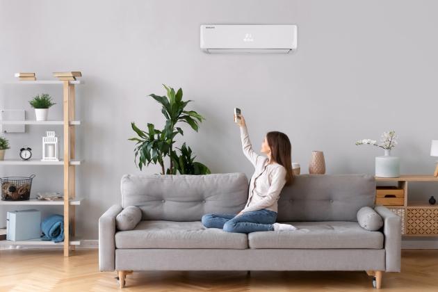 Klimatizační jednotky AIR a AIR PLUS s vynikající energetickou účinností chlazení A+++ jsou nejen úsporné a ekologické, ale mají v sobě implementovaný jedinečný systém účinných zdravotních filtrů, díky kterým ani alergie či astma nejsou překážkou pro jejich využívání, naopak se stanou minulostí.