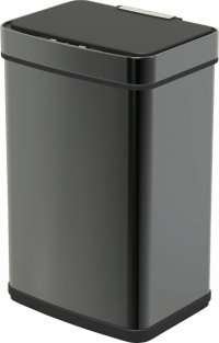 Bezdotykový odpadkový koš iQ-Tech Luxe Quadrat, 50 l